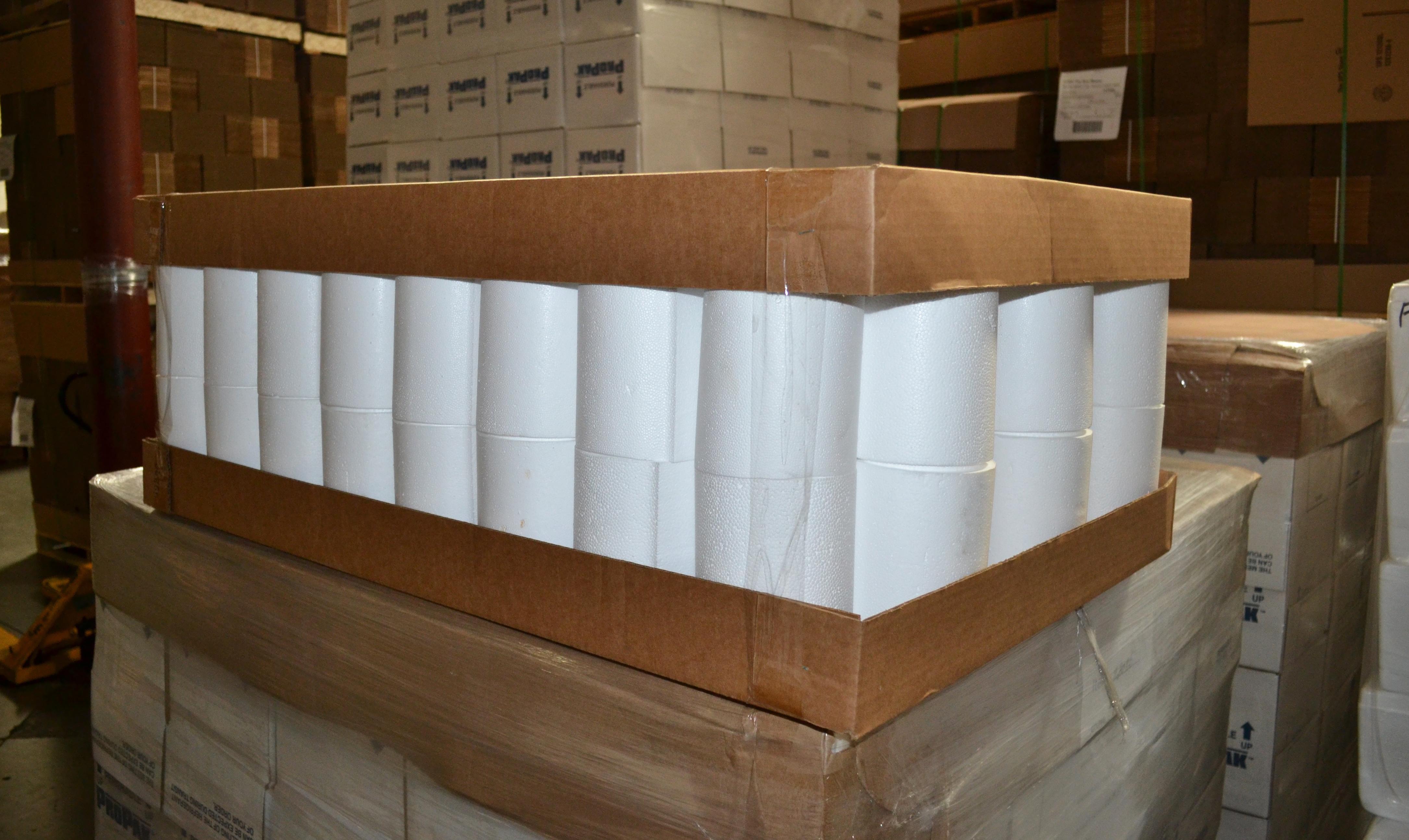 1 Bottle Wine Champagne Foam Cooler 750 Ml 48 Coolers